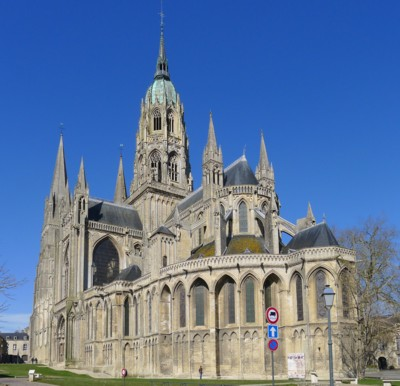 Bayeux Cathedrale